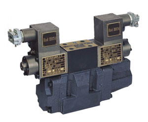 Explosion isolation Proportional electro-hydraulic directional valve