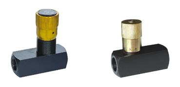 AL Threaded connection restrictive check valve
